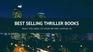 Image Best Selling Thriller Books post